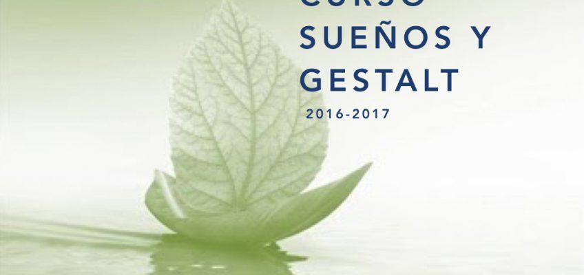 Sueños y Gestalt, 2ª edición 2016-1017