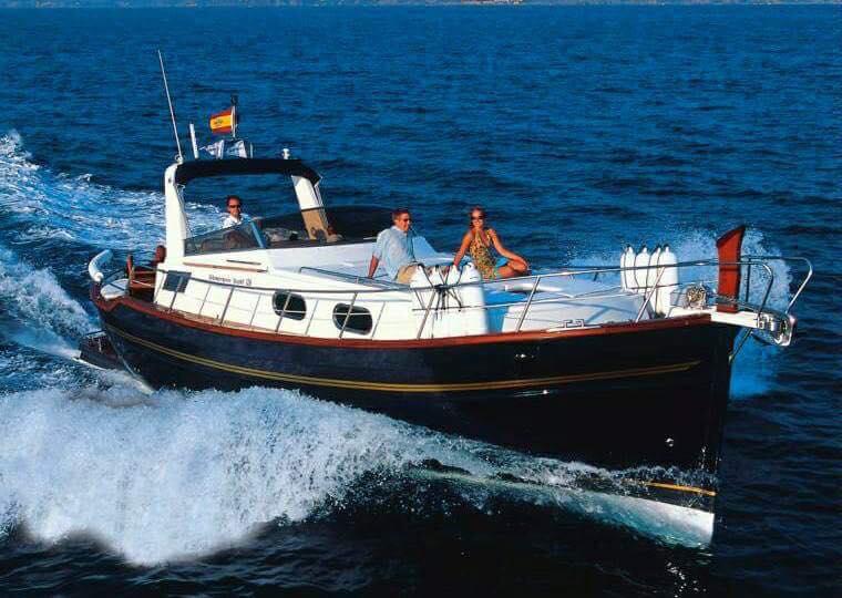 Yate Costa Brava